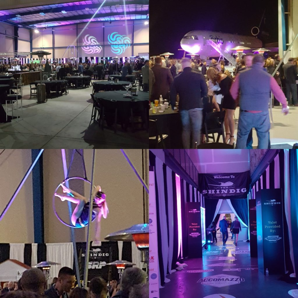 3 outstanding entertainment ideas for your business event - venues